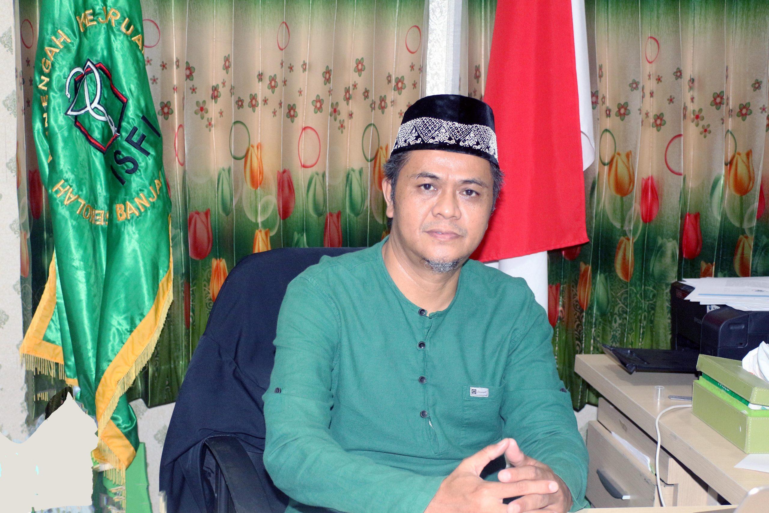 apt. H. M. Noor Ipansyah, S.Si